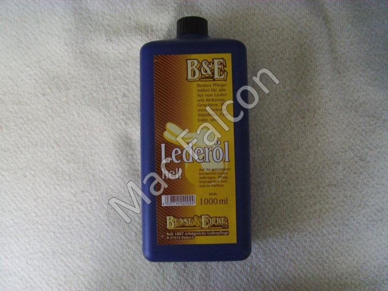 B&E Lederolie 1000ml
